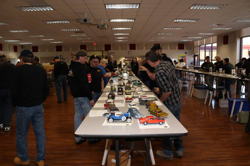 Contest tables at TRICON 2016